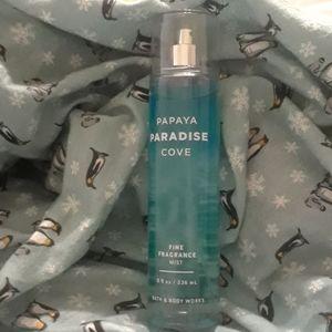 Bath & Body Works Papaya Paradise Fragrance Mist